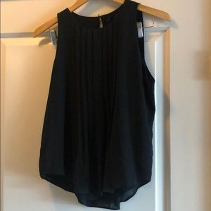 Black Ann Taylor blouse